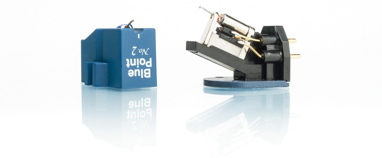 Tonabnehmer Sumiko Blue Point No. 2, Sumiko Blue Point Special Evolution III im Test , Bild 1