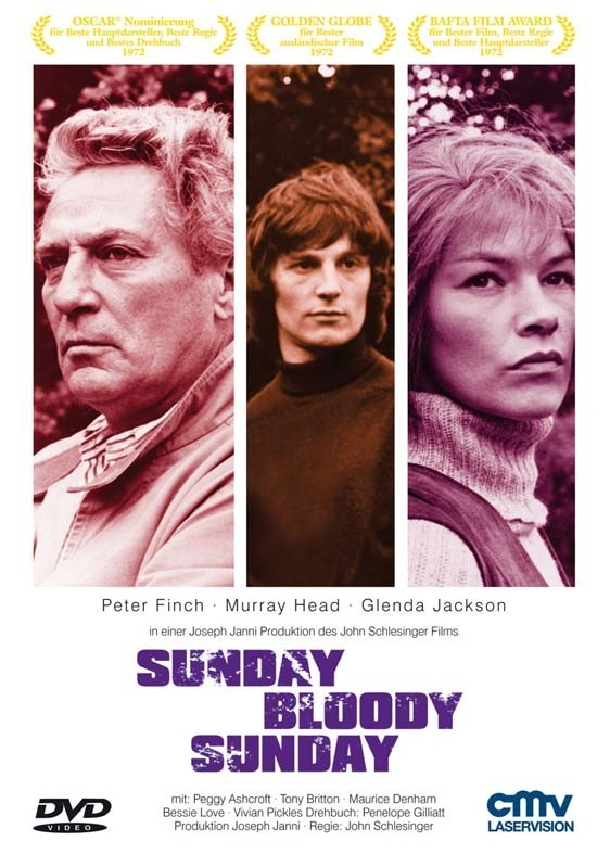 DVD Film Sunday Bloody Sunday (CMV) im Test, Bild 1