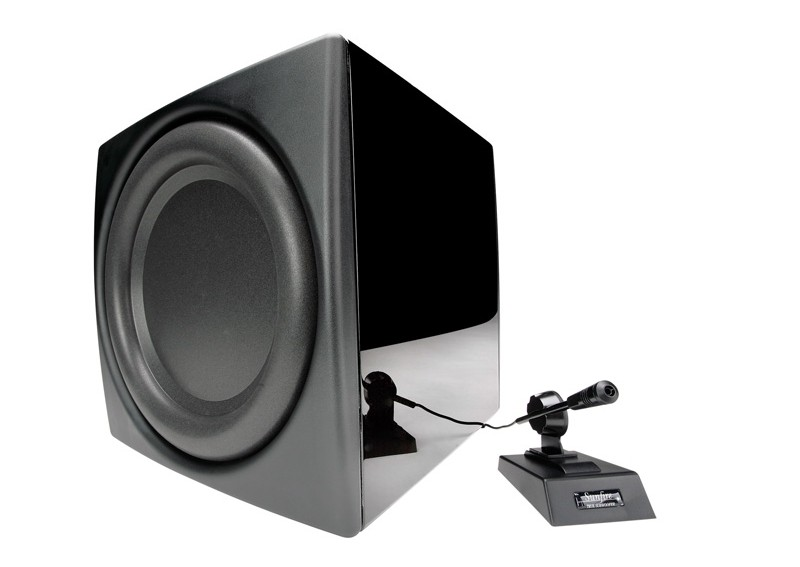 Subwoofer (Home) Sunfire TS EQ Signature im Test, Bild 1