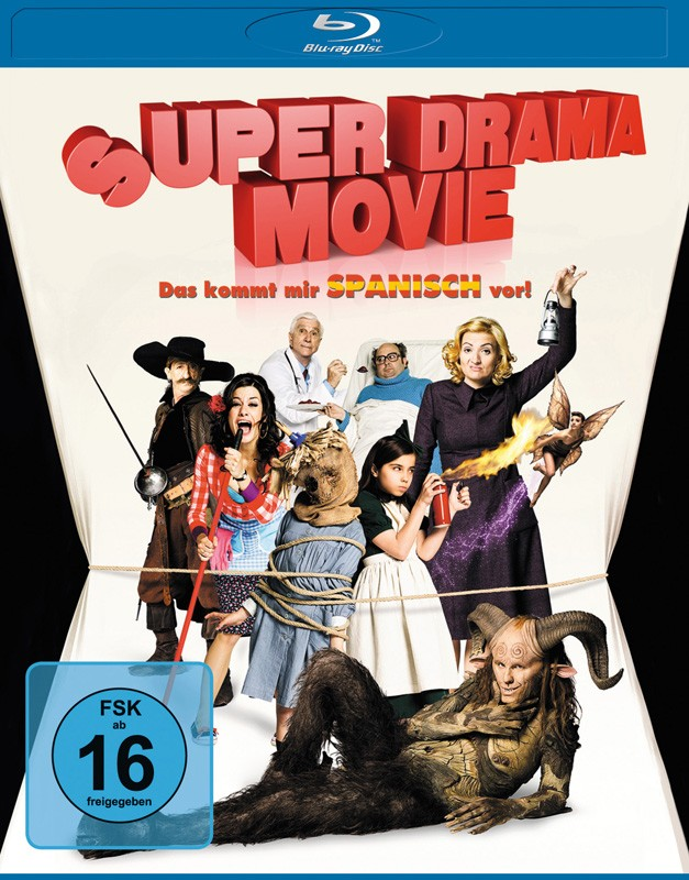 Blu-ray Film Superdrama Movie (Universum) im Test, Bild 1