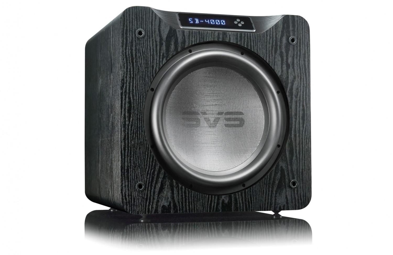 Subwoofer (Home) SV Sound PB-4000, SV Sound SB-4000 im Test , Bild 11