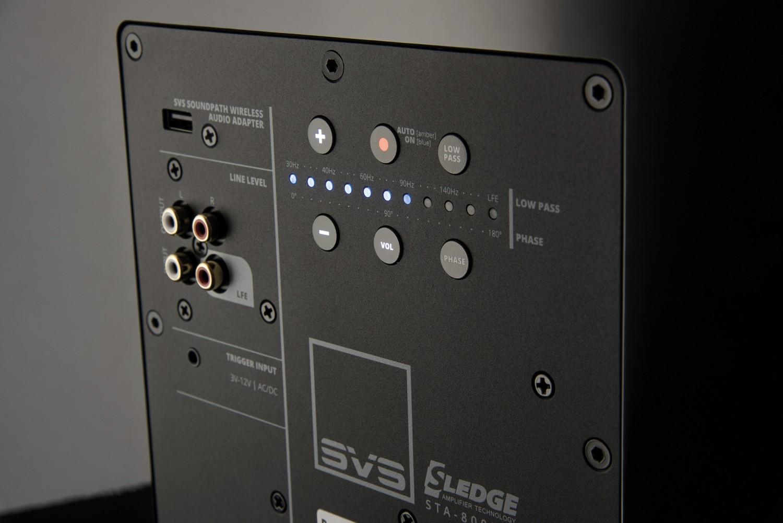 Subwoofer (Home) SV Sound SVS PB-3000, SV Sound SVS SB-3000 im Test , Bild 3