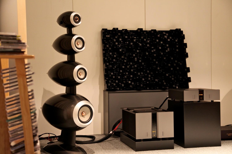 Lautsprecher Surround SW Speakers Magic Flute im Test, Bild 2