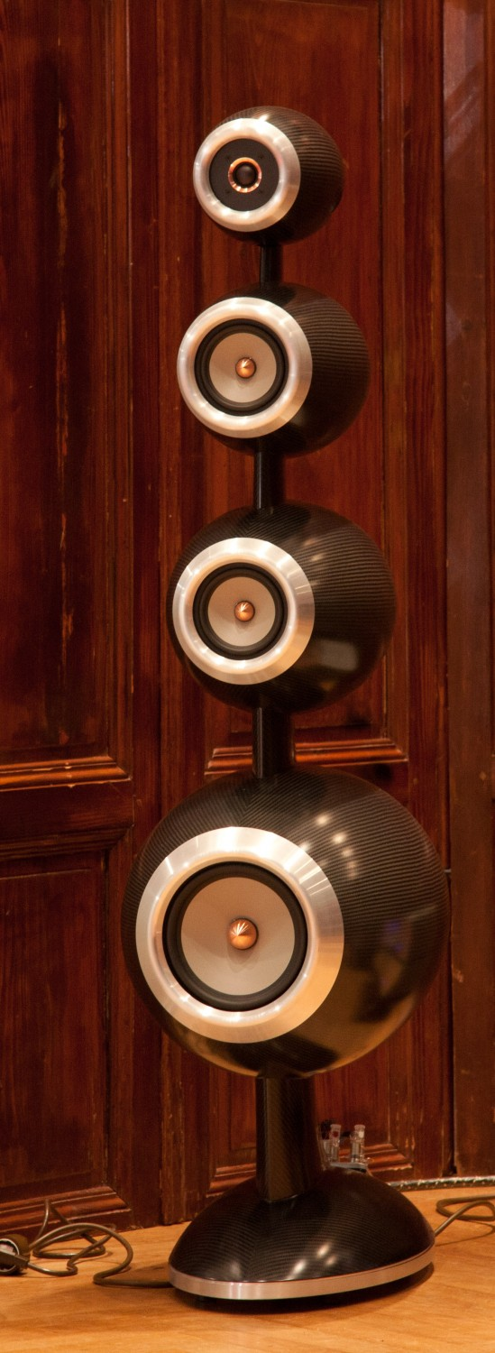 Lautsprecher Surround SW Speakers Magic Flute im Test, Bild 8