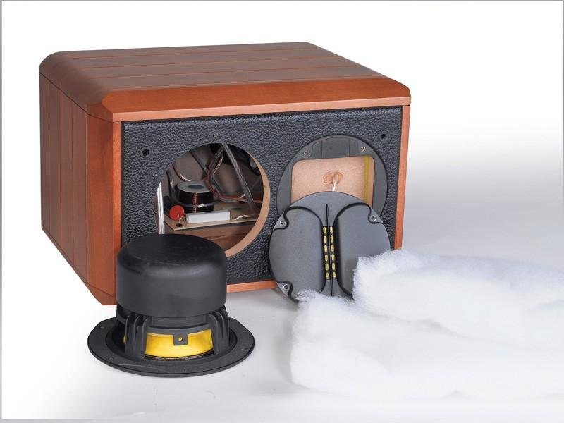 Lautsprecher Stereo Swans M1 im Test, Bild 2