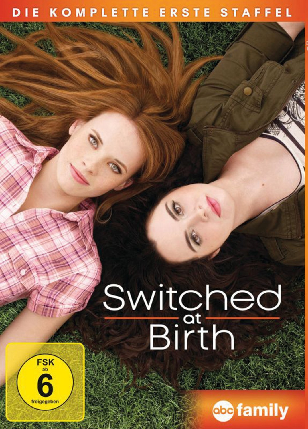 Blu-ray Film Switched at Birth S1 (Drama, TV-Serie) im Test, Bild 1