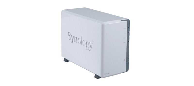 Netzwerk-Festplatten Synology DiskStation DS212j im Test, Bild 1