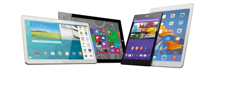Tablets: Tablet-PCs, Bild 1