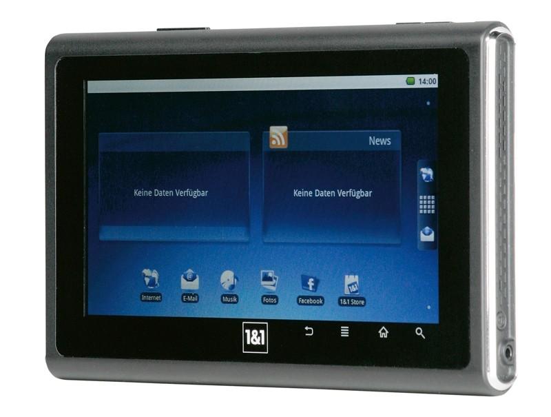Tablets 1&1 SmartPad im Test, Bild 1