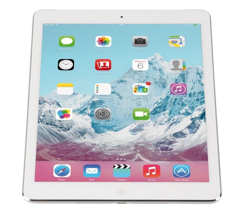 Tablets Apple iPad Air im Test, Bild 2