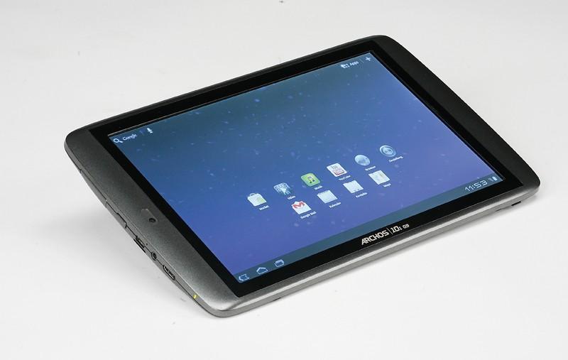 Tablets Archos 10.1 G9 im Test, Bild 8