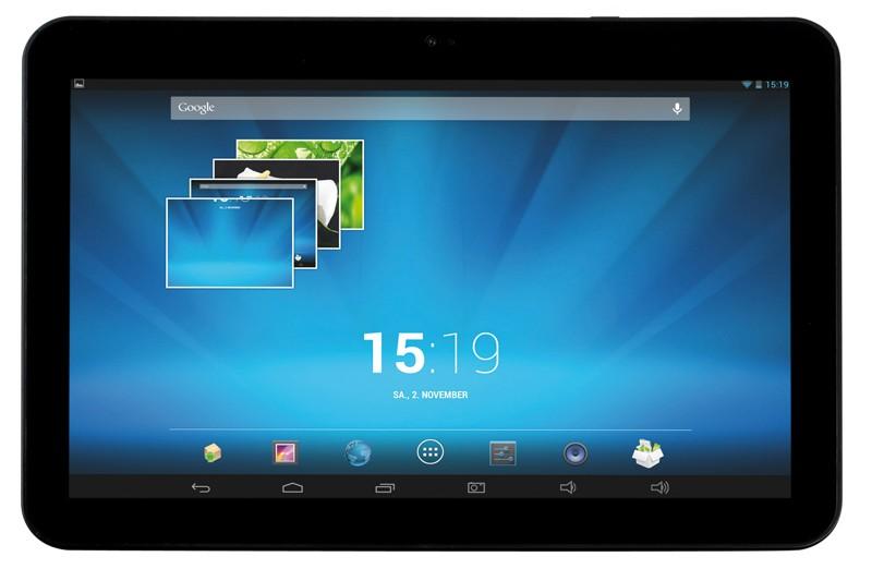 test tablets captiva pad 10 1 sehr gut. Black Bedroom Furniture Sets. Home Design Ideas