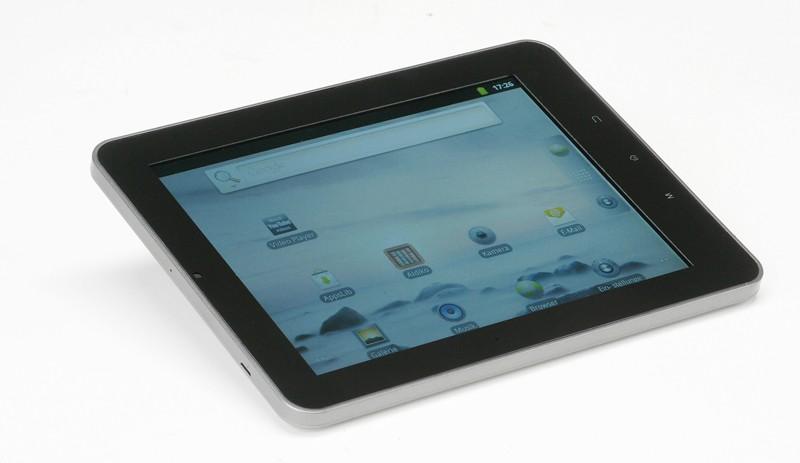 Tablets Coby Kyros MID8027 im Test, Bild 10