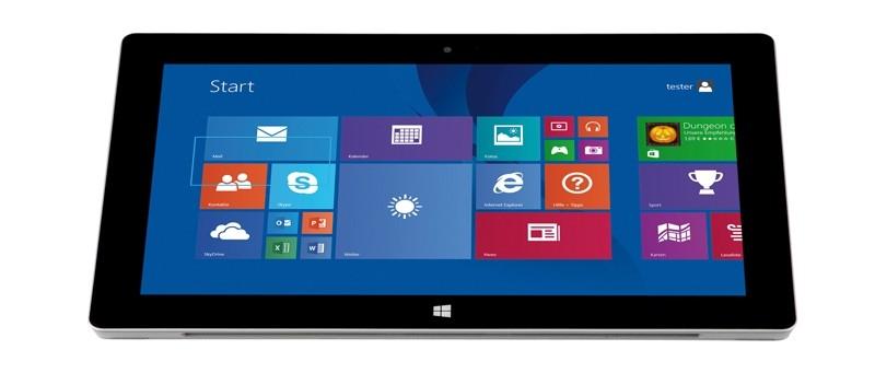 Tablets Microsoft Surface 2 im Test, Bild 4