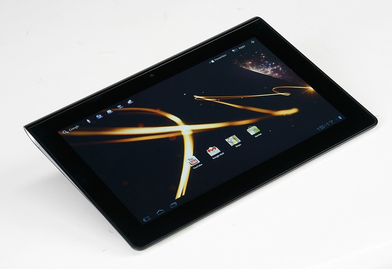 Tablets Sony Tablet S im Test, Bild 10