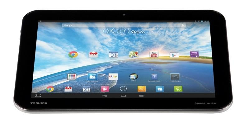 Tablets Toshiba Excite write AT10PE-A-105 im Test, Bild 8