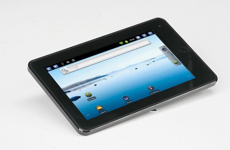 Tablets Touchlet X4 im Test, Bild 4