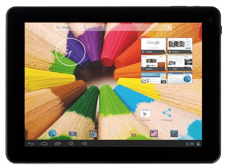 Tablets Xoro PAD 9720 QR im Test, Bild 1