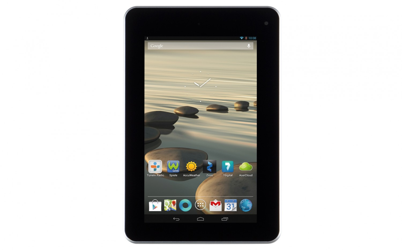 Tablets Acer Iconia B1-710 im Test, Bild 1