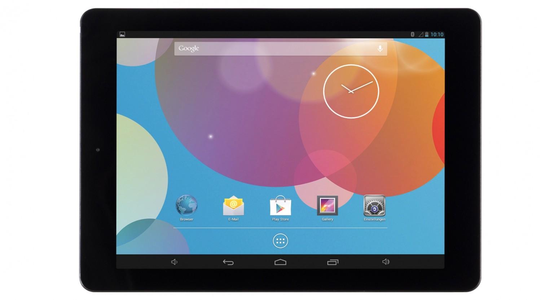 Tablets Blaupunkt Endeavour 1000 QC im Test, Bild 10