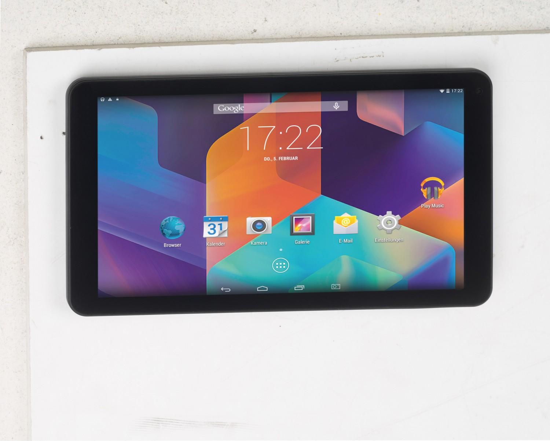 Tablets HANNSpad 101 Helios T76B im Test, Bild 2