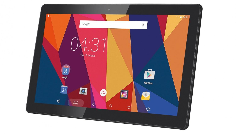 Tablets HANNSpad 101 Hercules TP1B im Test, Bild 1
