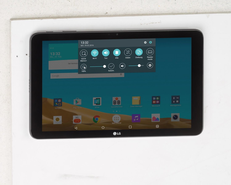 Tablets LG G Pad II 10.1 im Test, Bild 8