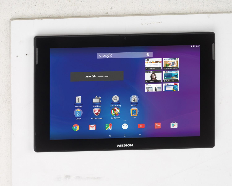 Tablets Medion Lifetab S10366 im Test, Bild 4
