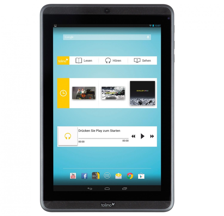test tablets tolino tab 8 9 sehr gut. Black Bedroom Furniture Sets. Home Design Ideas