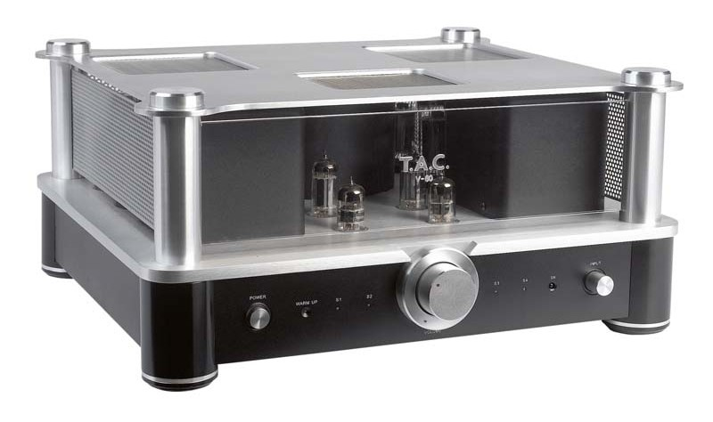 Röhrenverstärker T.A.C. V-60, T.A.C. C-60 im Test , Bild 8