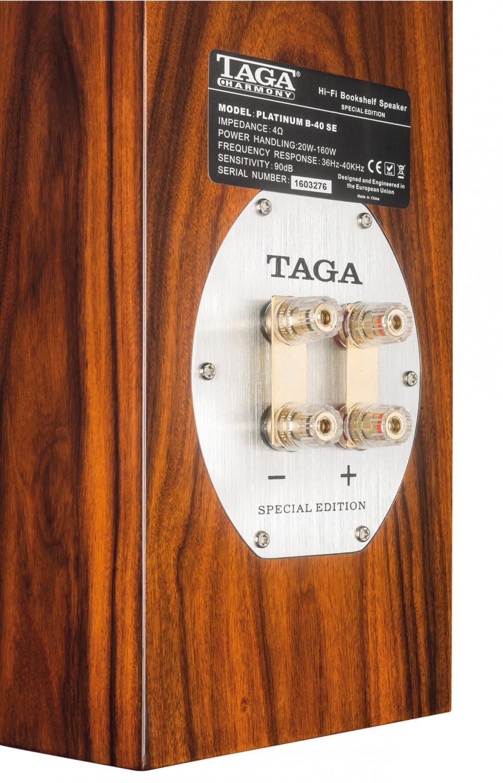 Lautsprecher Stereo Taga Platinum B-40 SE im Test, Bild 4