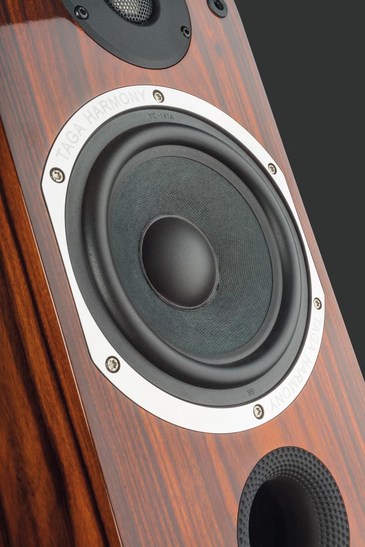 Lautsprecher Stereo Taga Platinum B-40 SE im Test, Bild 5