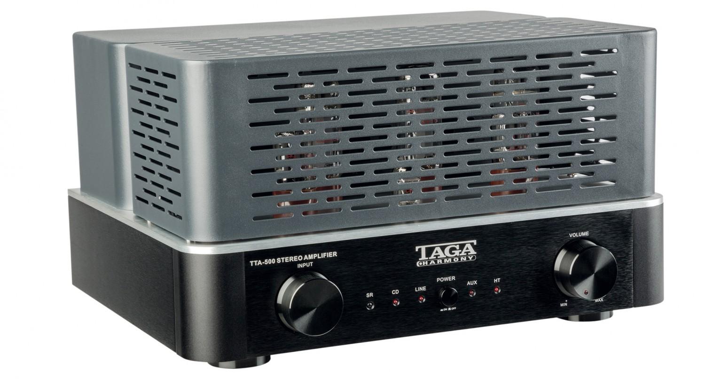 Röhrenverstärker Taga TT-500 im Test, Bild 2