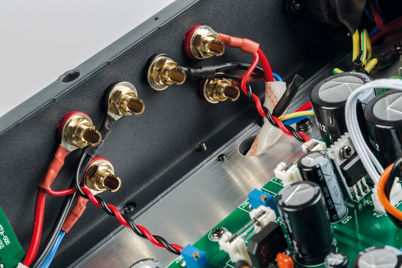 Röhrenverstärker Taga TT-500 im Test, Bild 6