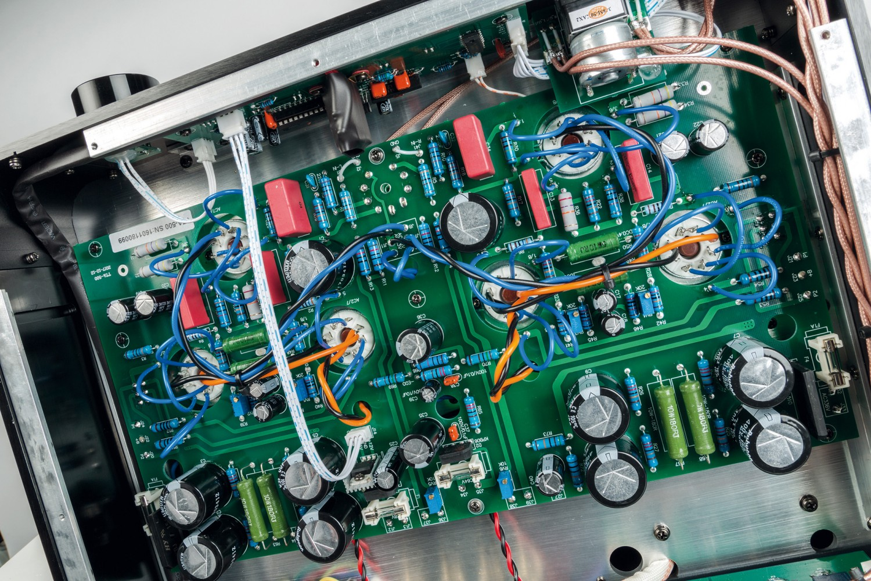 Röhrenverstärker Taga TT-500 im Test, Bild 7
