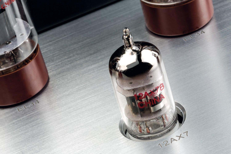 Röhrenverstärker Taga TT-500 im Test, Bild 9