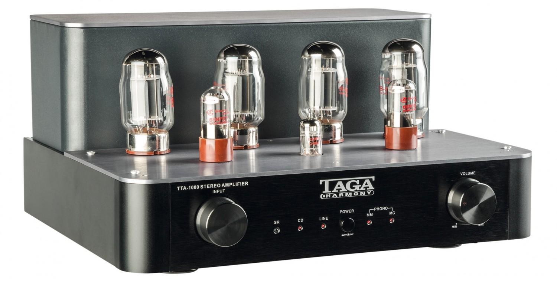 Röhrenverstärker Taga TT-500 im Test, Bild 12