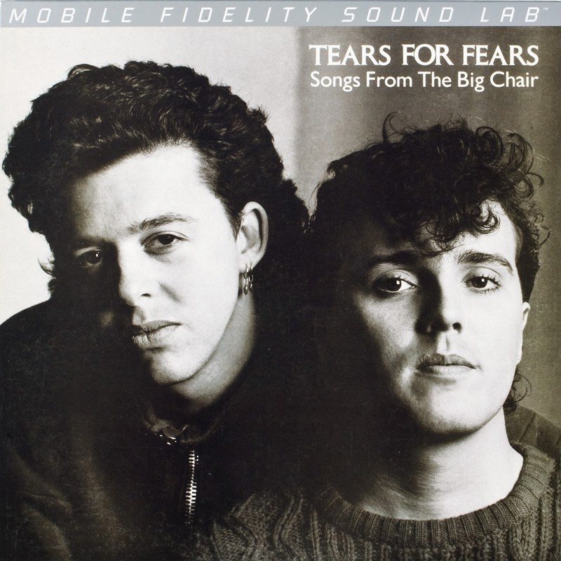 Schallplatte Tears For Fears – Songs from the Big Chair (Mofi) im Test, Bild 1