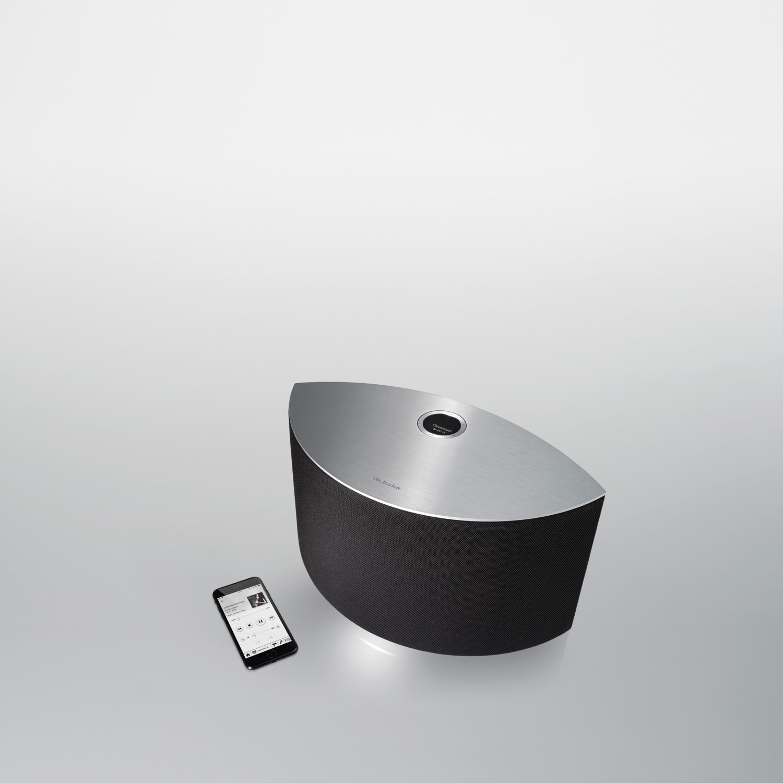 Wireless Music System Technics SC-C50 im Test, Bild 4