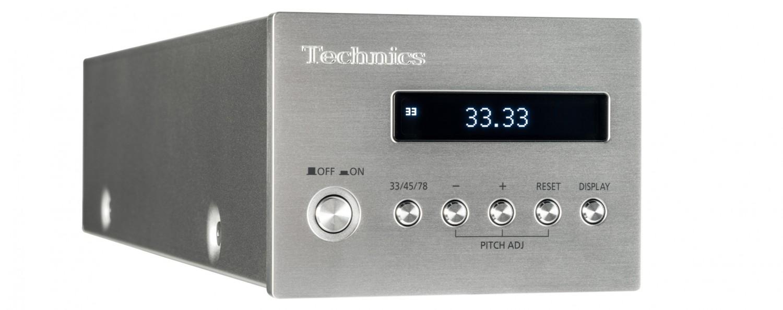 Plattenspieler Technics SL-1000R im Test, Bild 2