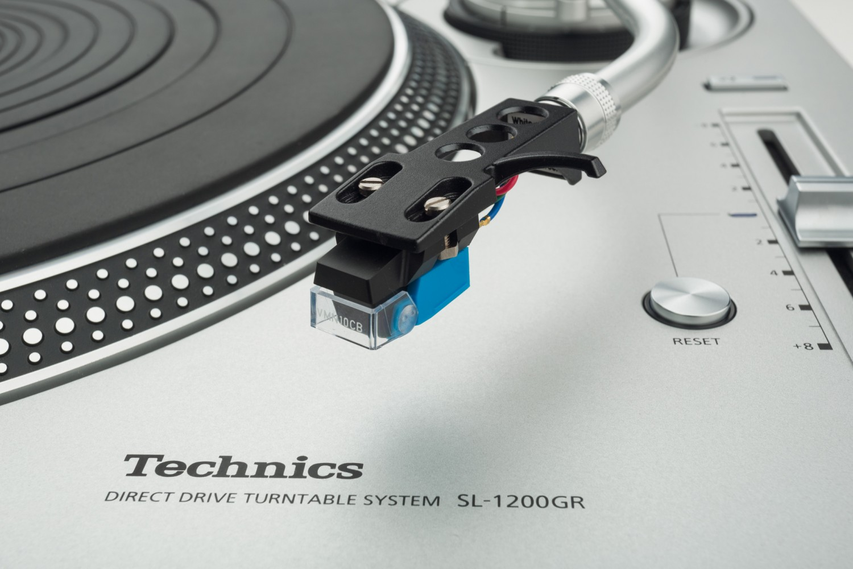 Plattenspieler Technics SL-1200 GR im Test, Bild 12