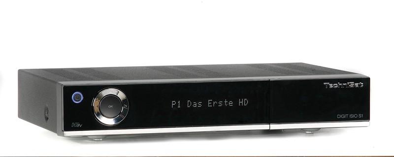 test sat receiver ohne festplatte technisat digit isio. Black Bedroom Furniture Sets. Home Design Ideas
