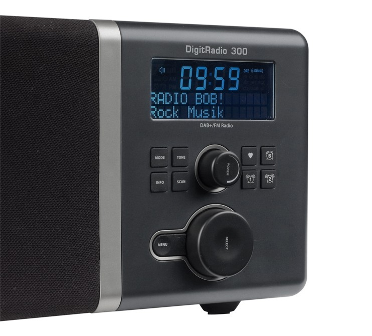DAB+ Radio Technisat DigitRadio 300 im Test, Bild 9