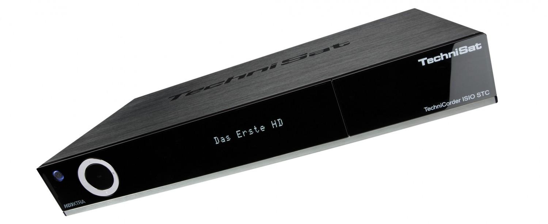 HDTV-Settop-Box Technisat TechniCorder ISIO STC im Test, Bild 1