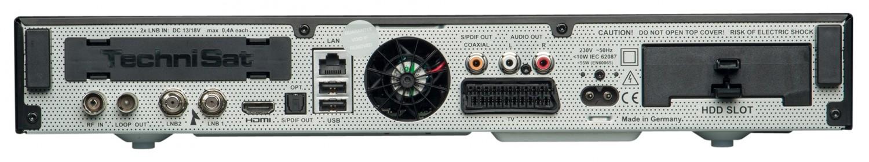 HDTV-Settop-Box Technisat TechniCorder ISIO STC im Test, Bild 6
