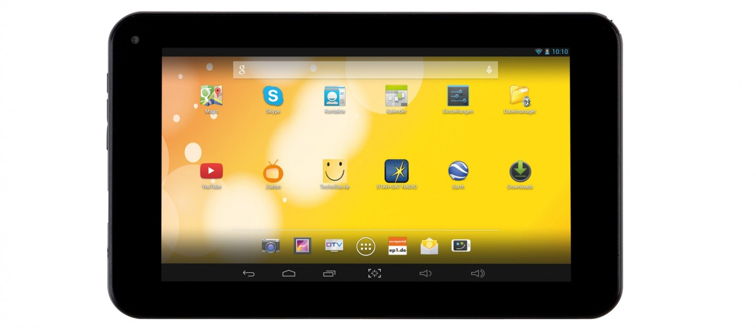 Tablets Technisat TechniPad 7T im Test, Bild 1