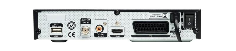 Sat Receiver ohne Festplatte Technotrend TT-micro S810 HDTV im Test, Bild 2