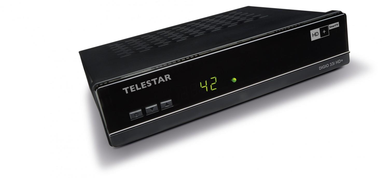 HDTV-Settop-Box Telestar Digio 33i HD+ im Test, Bild 1