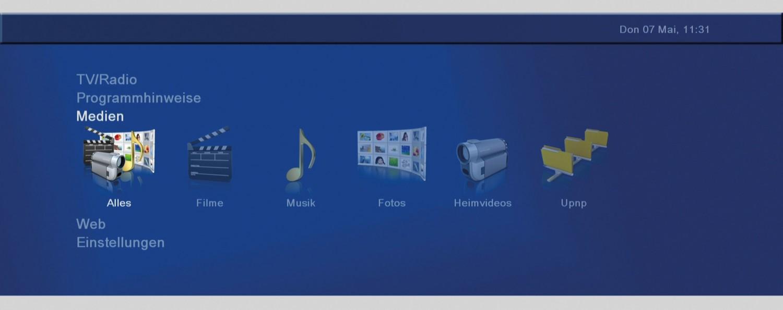 HDTV-Settop-Box Telestar Digio 33i HD+ im Test, Bild 5
