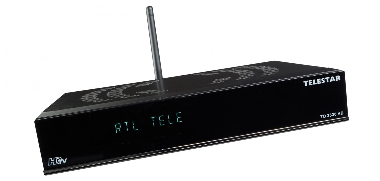 HDTV-Settop-Box Telestar TD2530 HD im Test, Bild 1